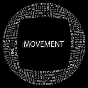 7356780-movement-word-collage-on-black-background-illustration
