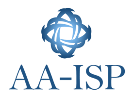 AA-ISP_logo_tall_noWords_blue - Small